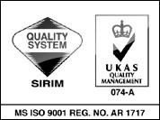 ISO9001:2000 Industry Certificate